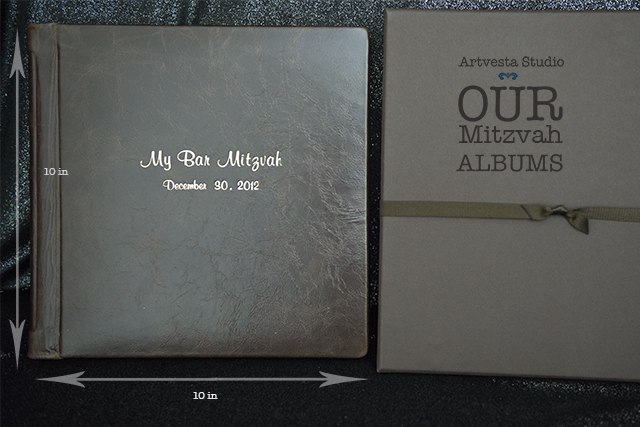 Mitzvah Albums 01 Small