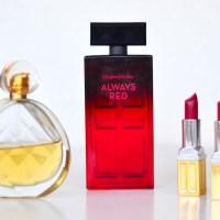 Elizabeth Arden Always Red Perfume Review