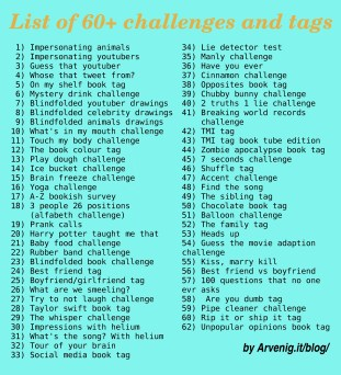 List_of_60+_challenges_and_tags