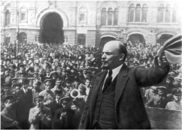 Ο Λένιν