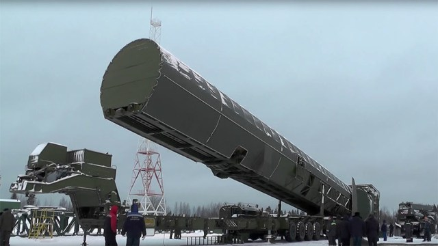 υπερφυσικού πυραύλου, ο Steven Walker,
