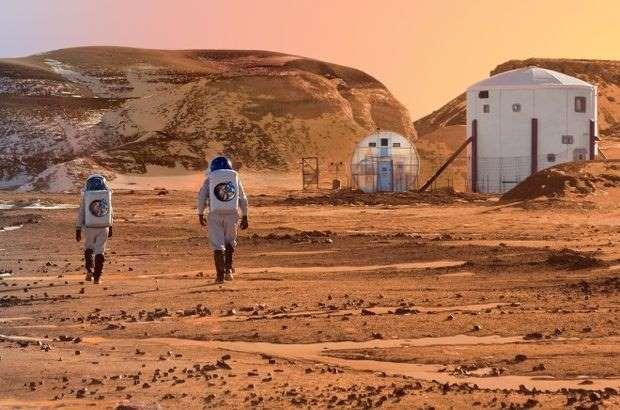 Η ζωή στον Άρη