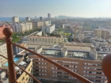 Imatge de Montjuic, l'hotel W, la Vila Olímpica des de la torre