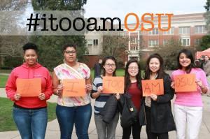 I am Too OSU Campaign