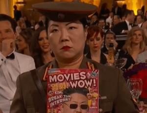Margaret Cho on Golden Globes