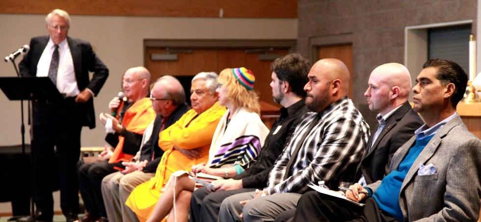 Nevada interfaith Service #PrayForOrlando
