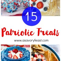 15 Patriotic Treats