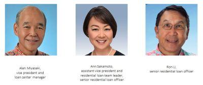 American Savings Bank Welcomes Residential Loan Experts | American Savings Bank Hawaii