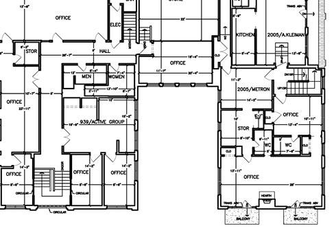As Built As Built \ Demolition Plans Pinterest