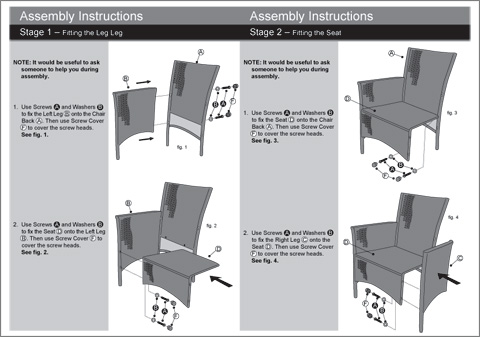 Ascot Pacific - instruction manual