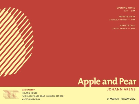 apple&pear eflyer