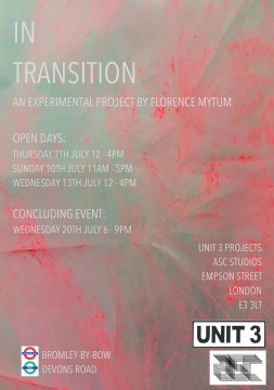 Florence Mytum | In Transition