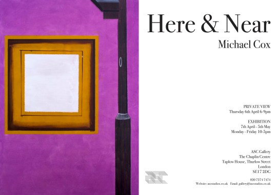 Here and Near /Michael Cox