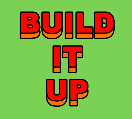 Build It Up / Michael Iverson & Richard Woods