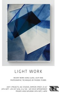 Phoebe Stubbs_LightWork Poster