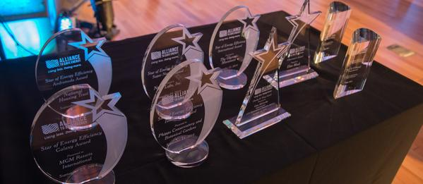 Six Star of Energy Efficiency Award Winners to be Honored by the