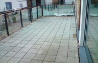 Artificial Turf on Concrete, Decking & Balconies | As Good ...
