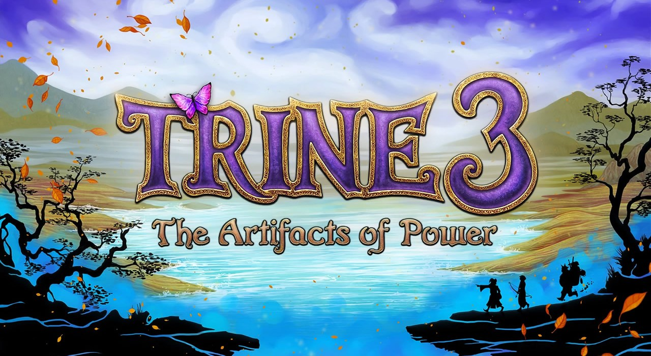 Test - Trine 3 The Artifacts of Power - article