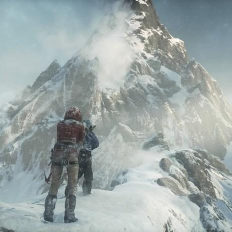 Tomb raider 2016 rencontre au sommet