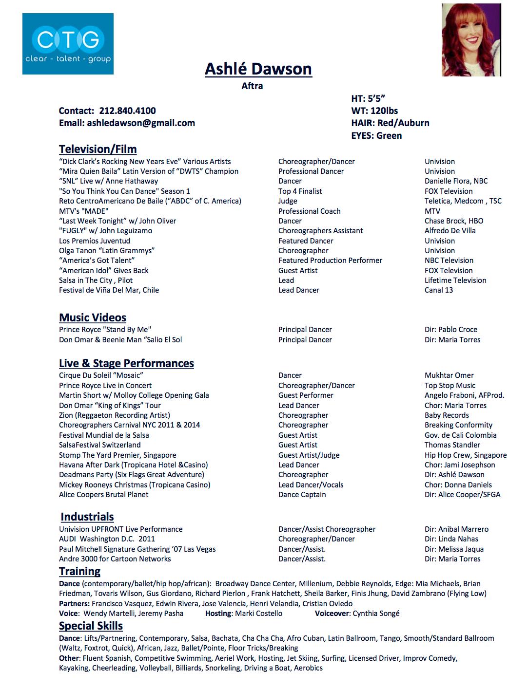 resume samples dance teacher ballet professional resumes sample