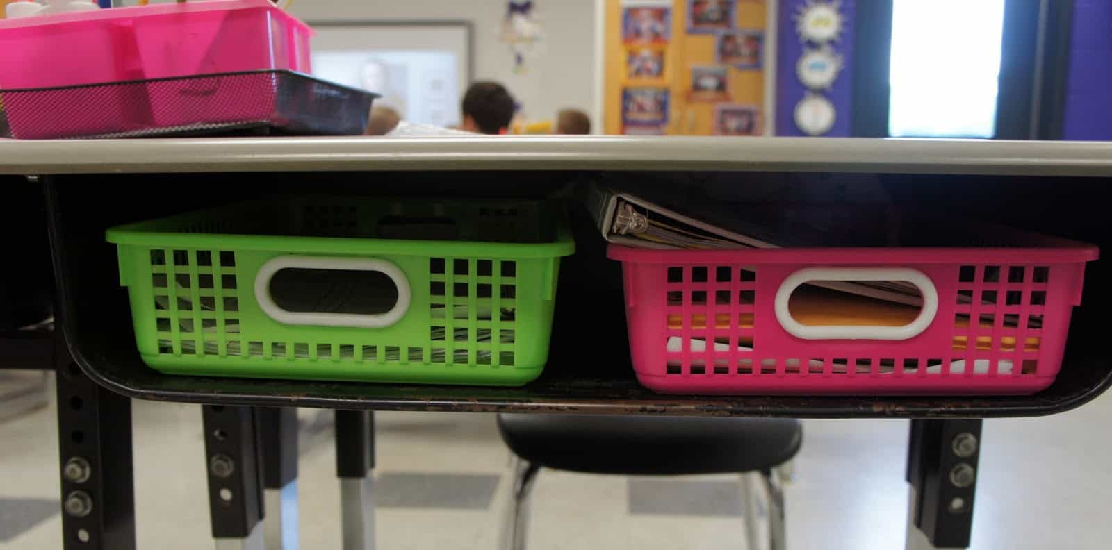 Organize Student Supplies Ashleigh39s Education Journey