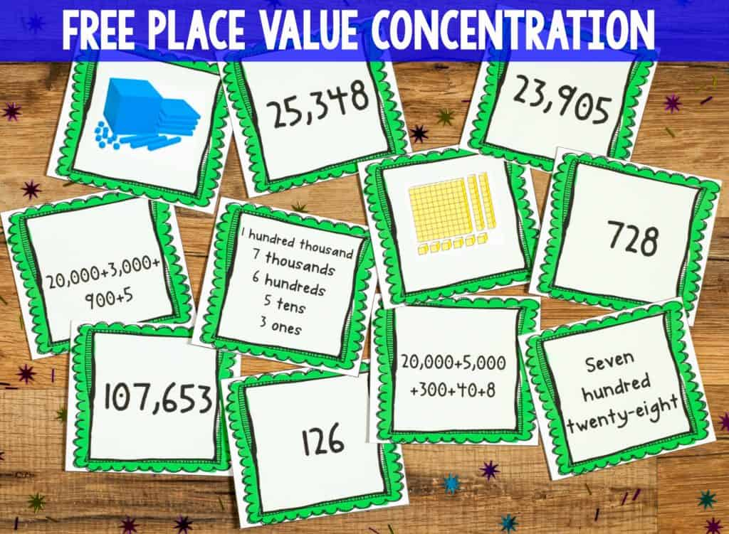 Tips for Teaching 4th Grade Place Value and Rounding The TpT Blog - place value unit