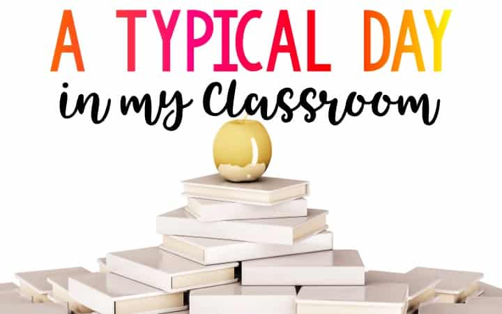 A Typical Day in My Classroom-Math - Ashleigh\u0027s Education Journey