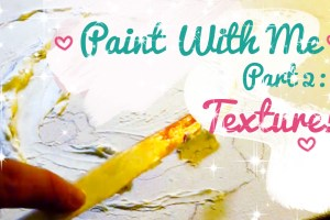 acrylic painting free lesson online