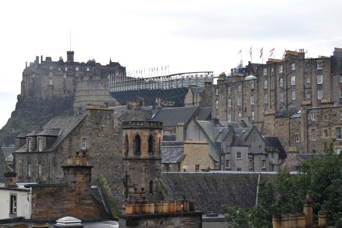 Edinburgh View The Outsider-001