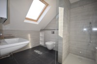 Loft bathroom on Pinterest | Attic Bathroom, Loft ...