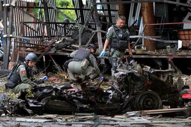 Thailandia, bombe a Pattani: 1 morto al Southern View Hotel