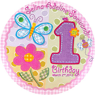 Selina Birthday Card