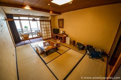 Mizuno Hotel - bedroom