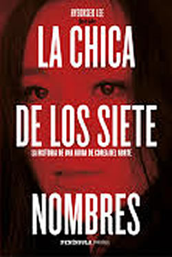 Spanish edition: The Girl with Seven Names