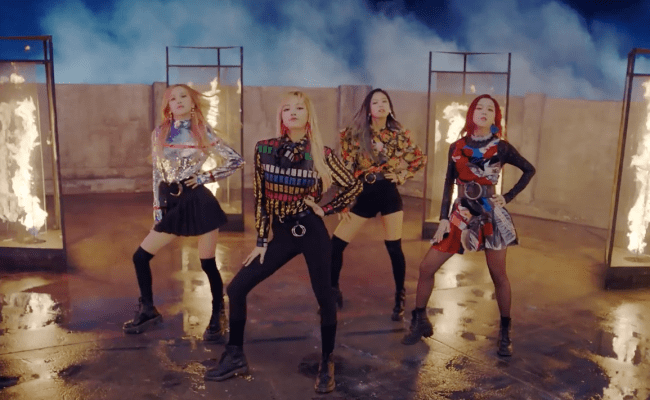 Blackpink Return With Playing With Fire Marking Their Best Effort Yet Asian Junkie