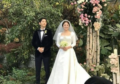 Song and Song couple to tie knot in tightly guarded ...