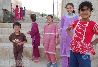 <イラク写真報告>ヤズディ教徒襲撃から2年(4)IS拉致被害の女性や子どもたち 苦しみ続く(写真11枚)