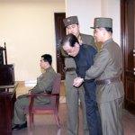 (참고사진) 2013년 12월 12일, 국가안전보위부 특별군사재판에서 사형판결을 받은 장성택