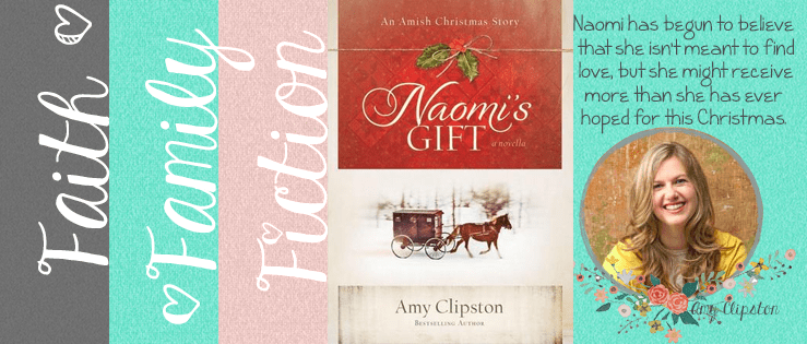 Naomi's Gift by Amy Clipston|Fiction
