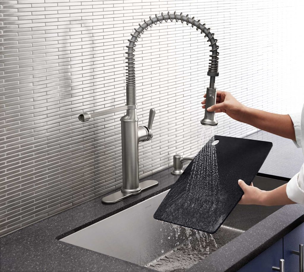 new kitchen faucet turn to kohler kohler kitchen faucet Kohler Home Depot Kitchen Faucet