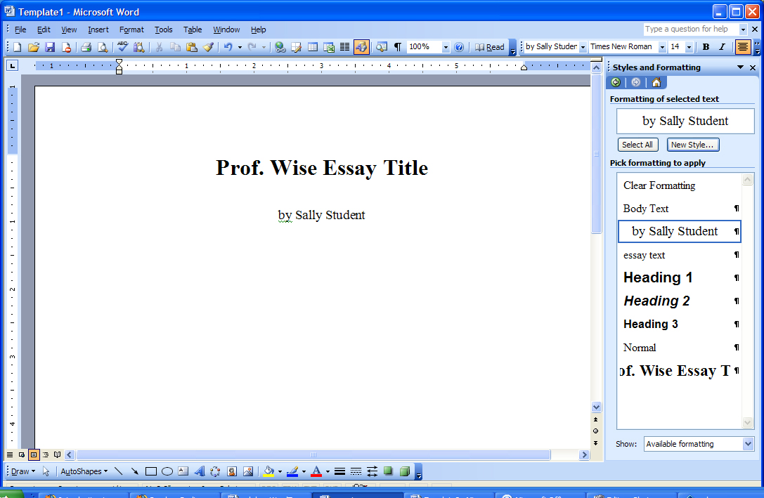 How To Write A Resume For Free Using Microsoft Word Resume Template In Word Httpwebdesign14
