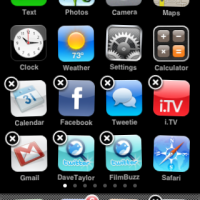 How to organize iPhone apps icons - organize iPhone apps - consolidate iPhone apps