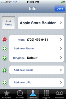 apple iphone custom ringtone 2