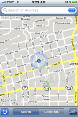 apple iphone google map pin drop 78