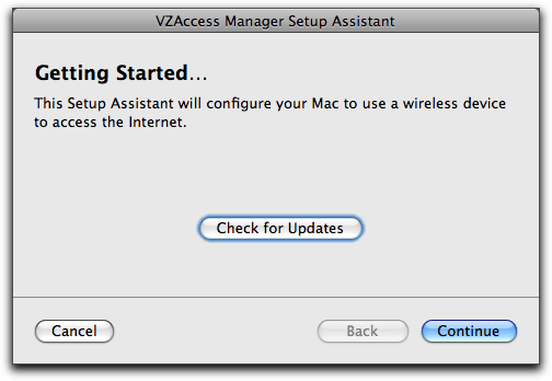 vzaccess manager mac post install 1