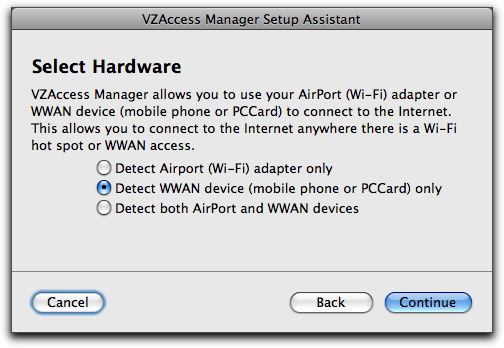 vzaccess manager mac post install 3