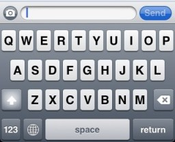 iphone emoji enabled keyboard
