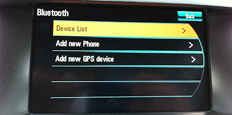 chevy iphone bluetooth pairing 5