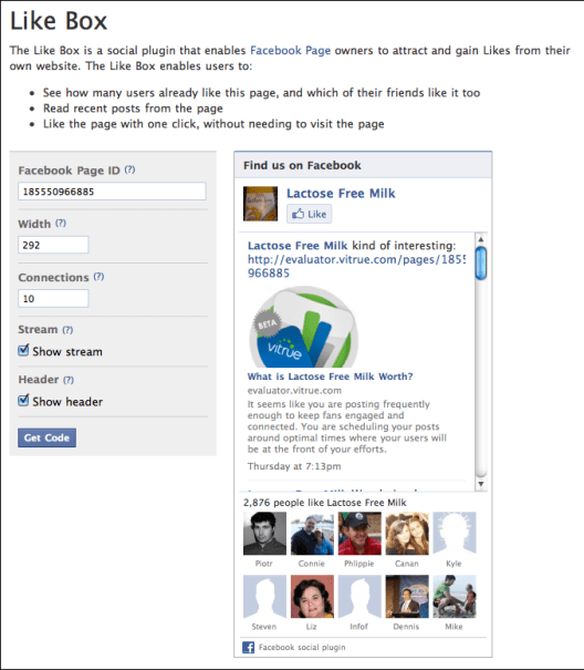 facebook add like button blog 4