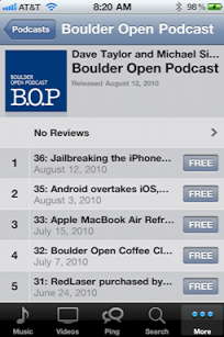 iphone podcast subscription 4